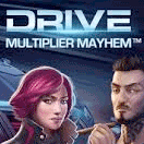 Drive multiplier casino game