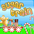 free sugar train spins