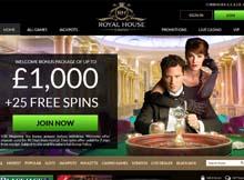 r h casino royal house
