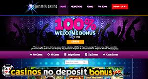 glimmer casino bonus code