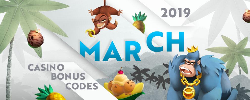netent march bonuses