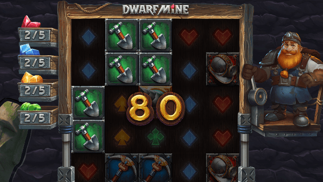 Dwarf Mine Slot Win