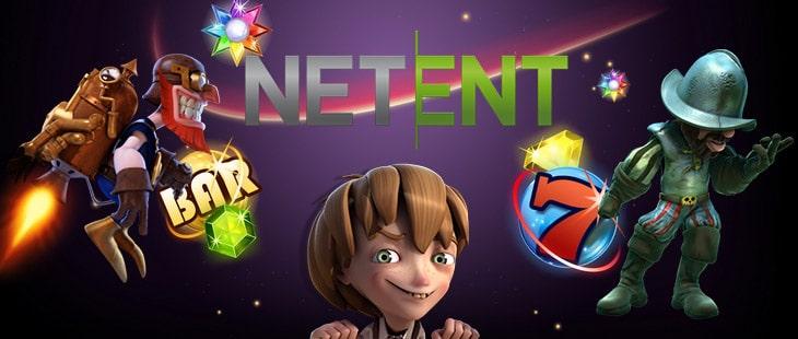 NetEnt Slot Characters
