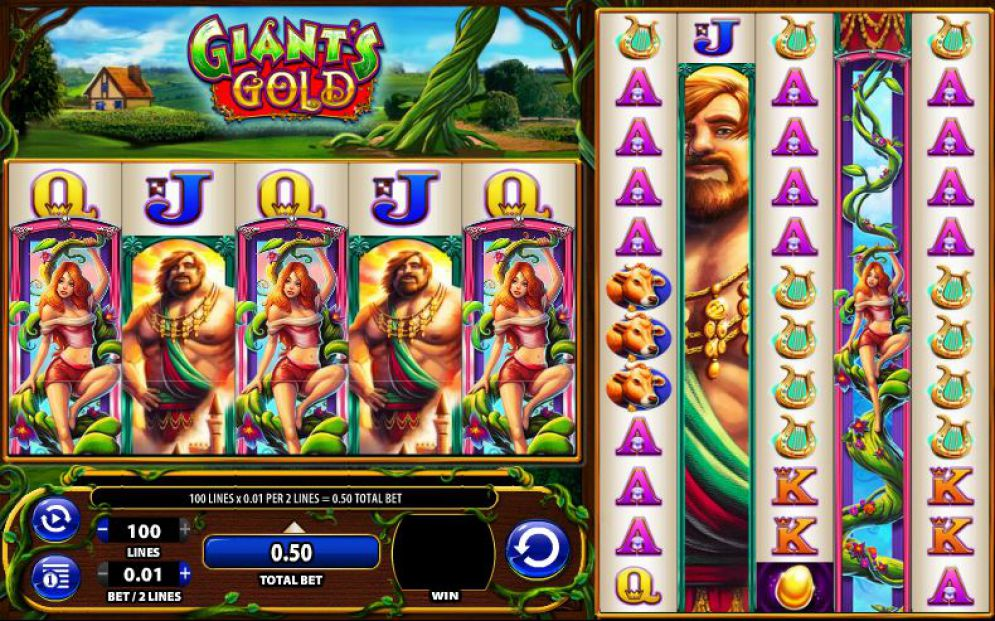 giants gold slot williams interactive
