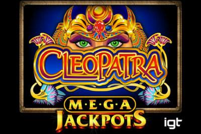 Megajackpots Cleopatra Slot by IGT