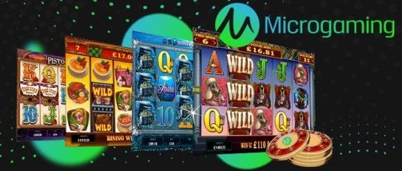microgaming casino slot games