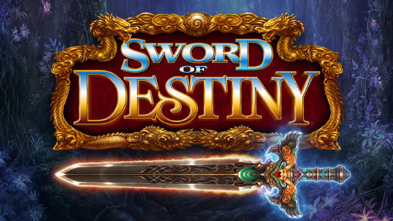 Sword of Destiny Slot by Bally